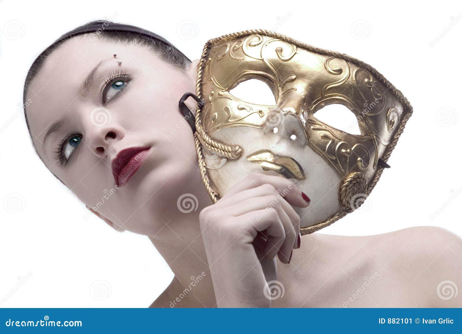 Piękno 4 maska