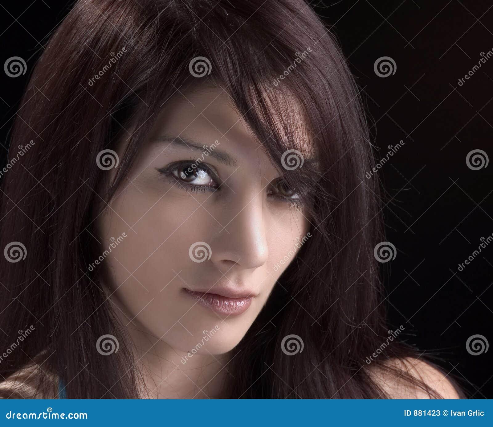 Piękno portret