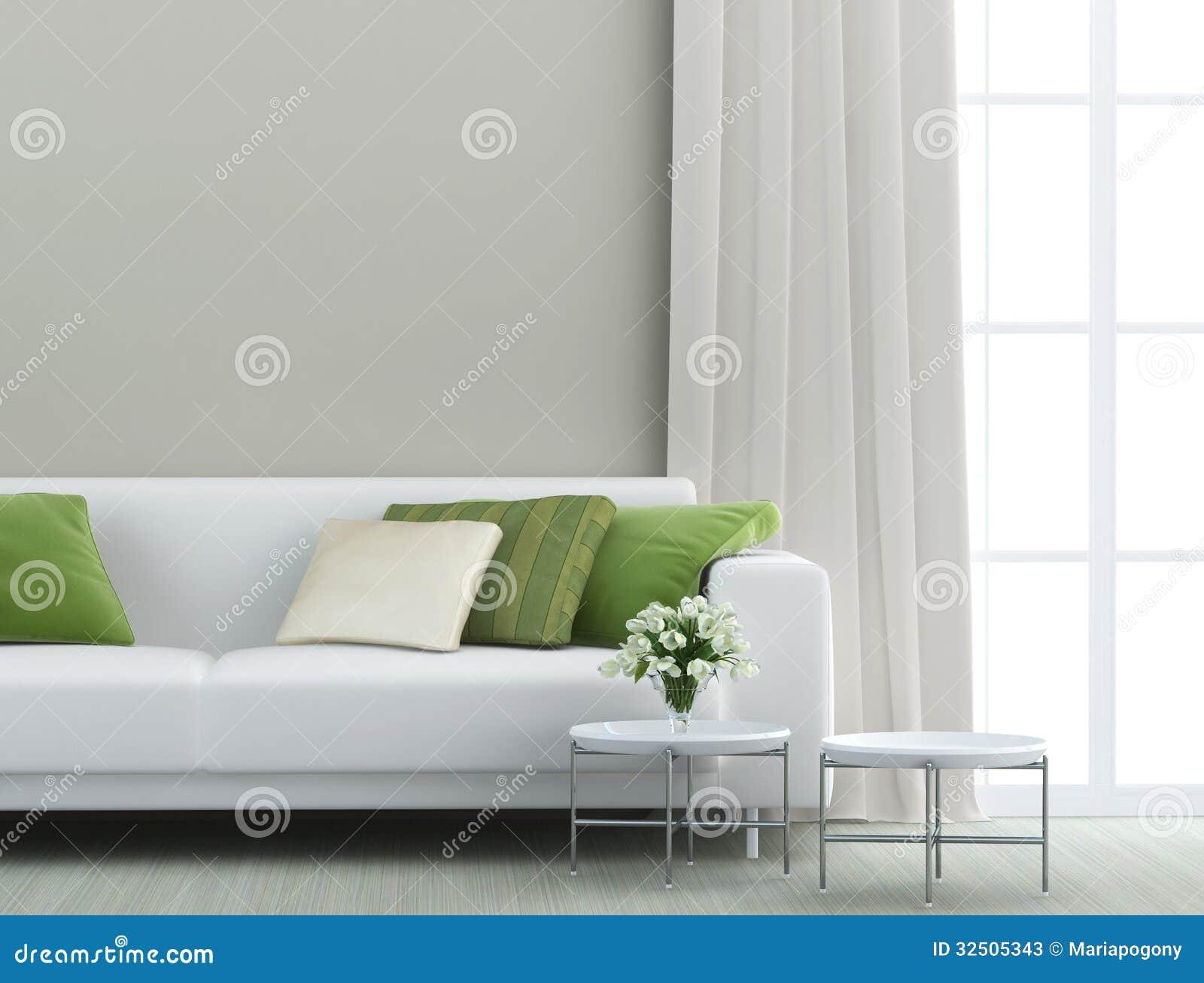 Piękny żywy pokój