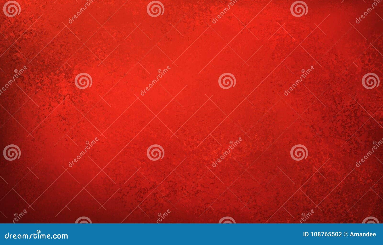 Piękny czerwony tło z teksturą, roczników bożymi narodzeniami lub valentines dnia stylu projektem, czerwony tapetowy tło