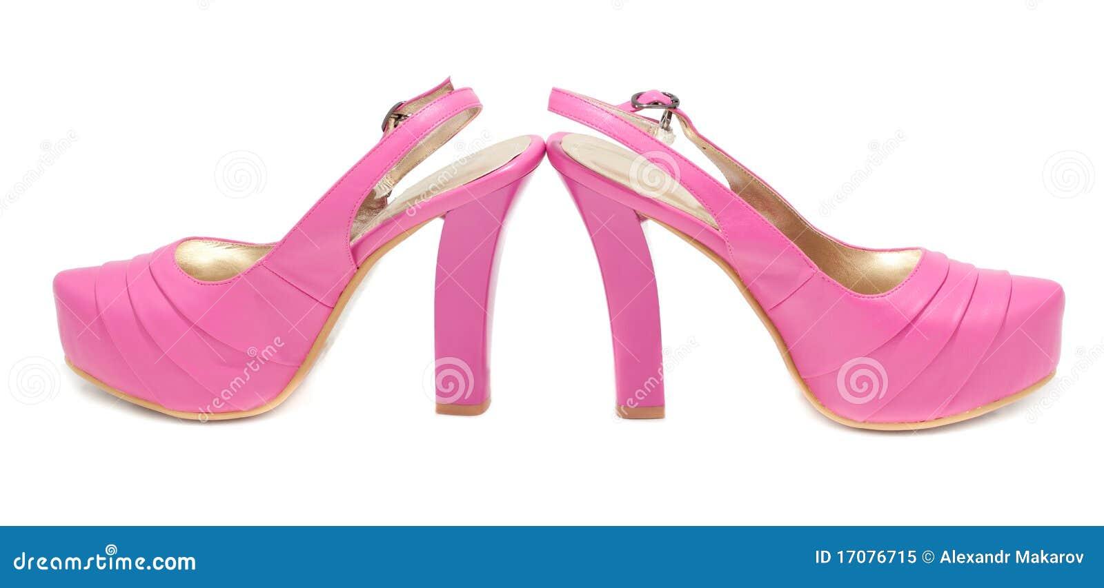 Piętowi wysocy buty