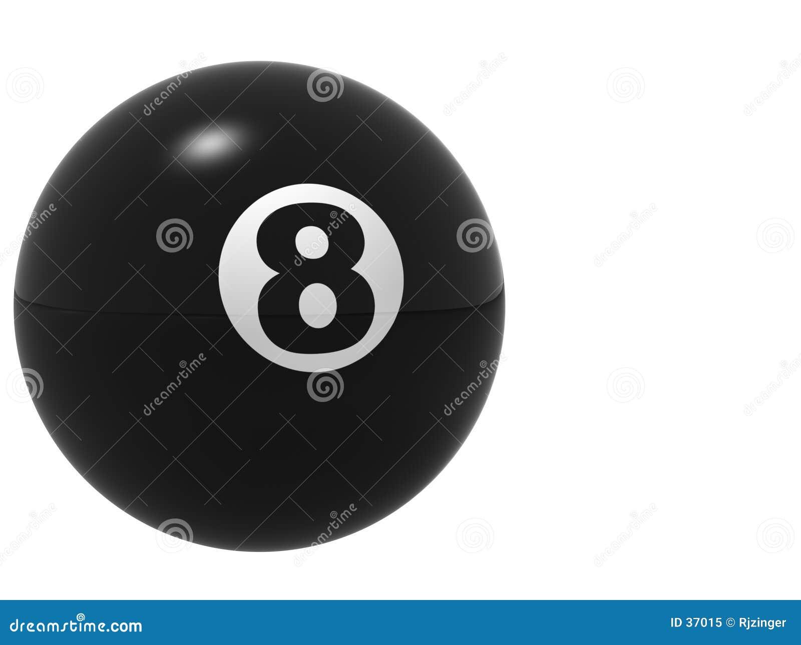 Piłka 8 doskonale