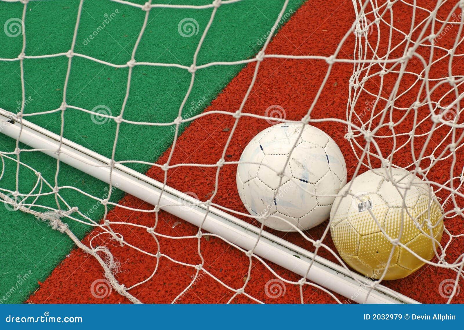 Piłka celu piłki nożnej