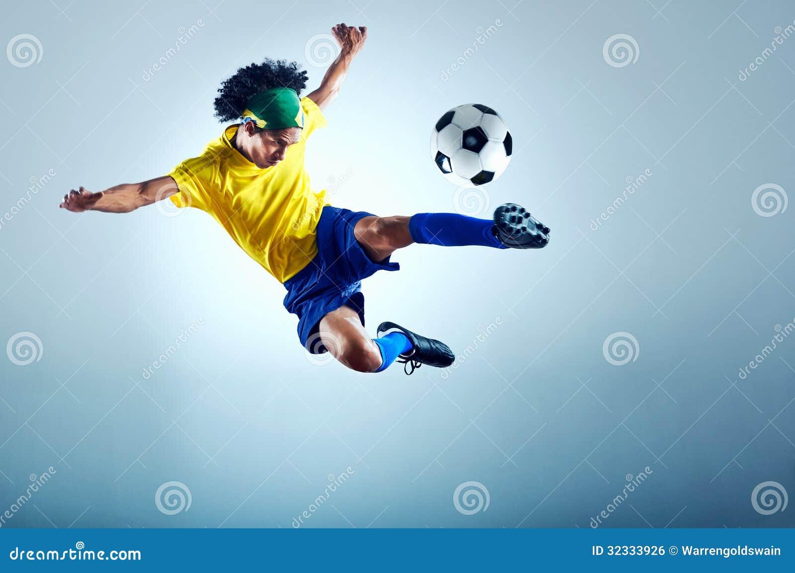 Piłka nożna cel