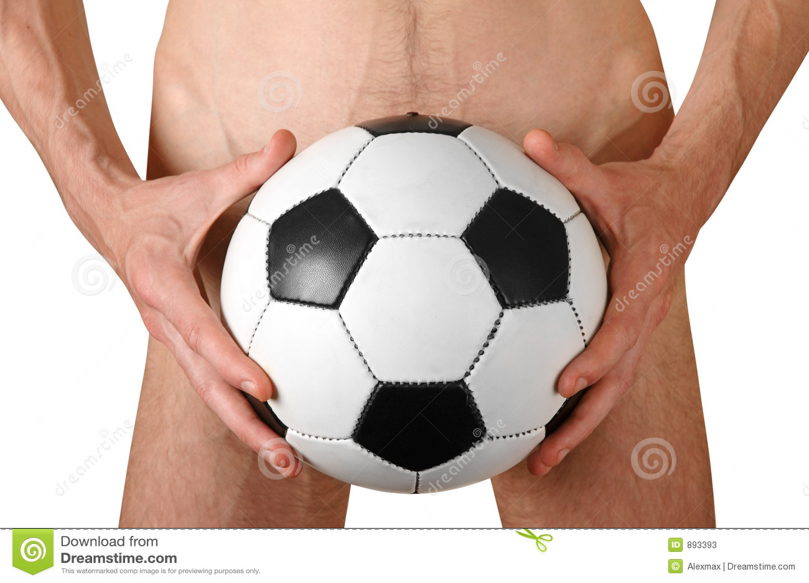 Piłka nożna na koncepcji