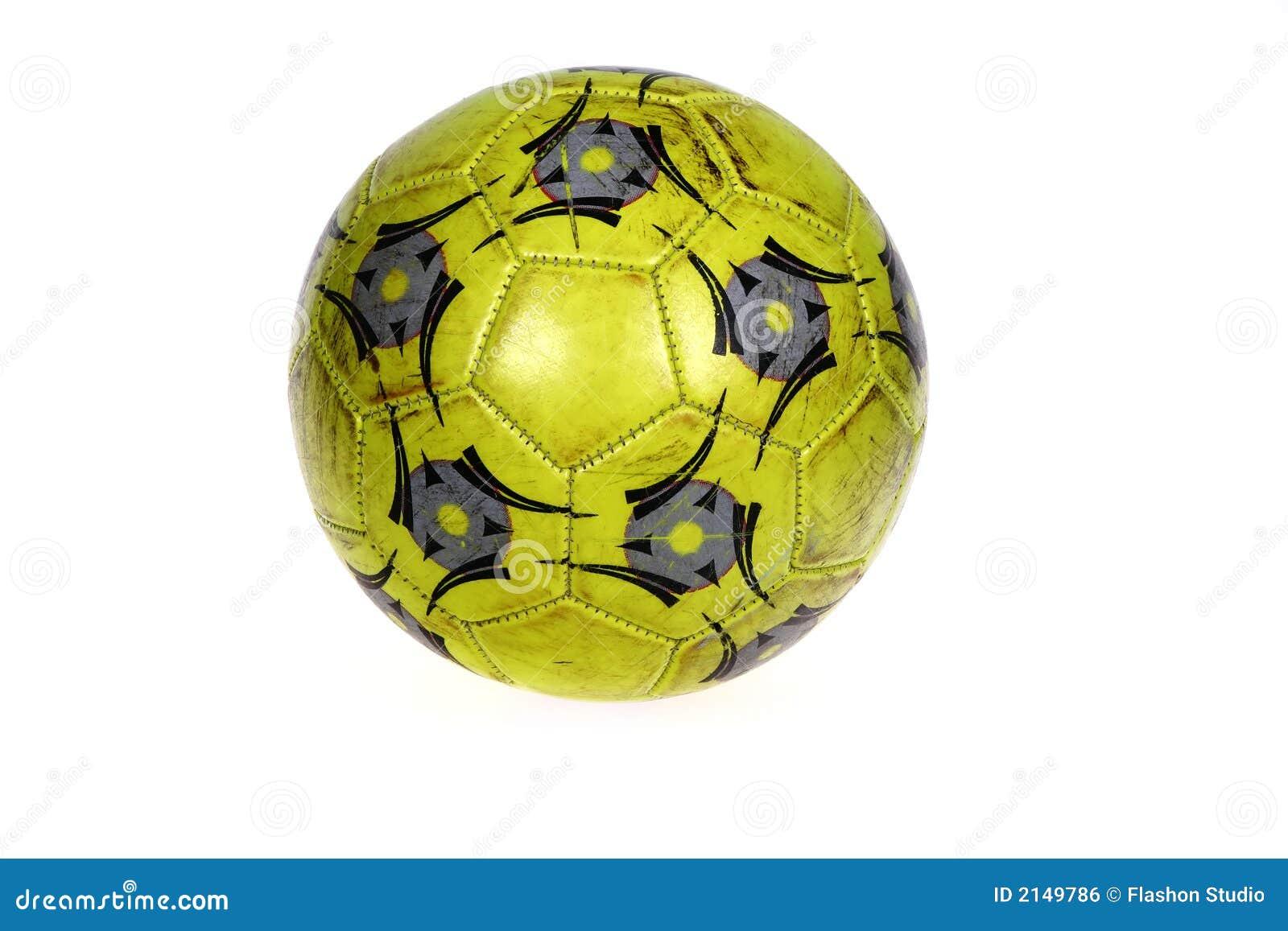 Piłka nożna odizolowana jaja