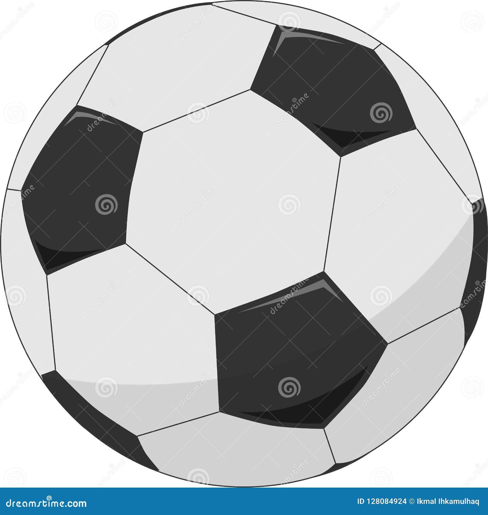 Piłki nożnej piłki ilustracja