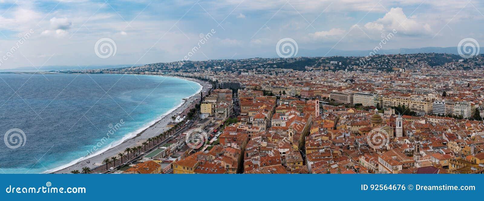 Piacevole, la Francia da sopra