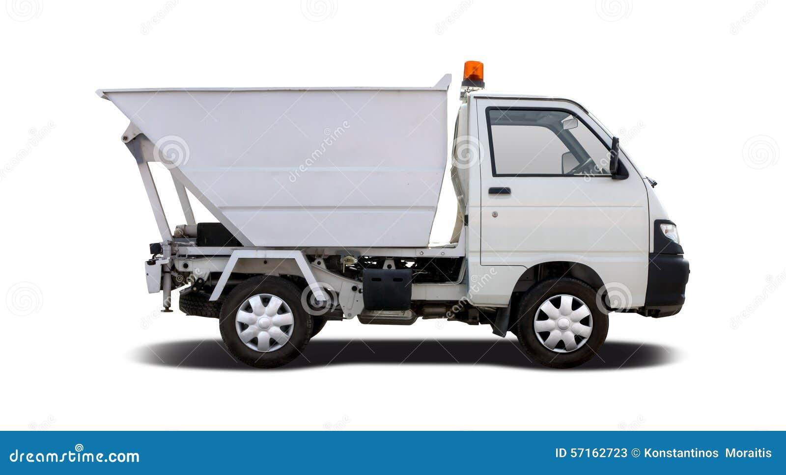 piaggio porter maxi semi truck stock photo image 57162723. Black Bedroom Furniture Sets. Home Design Ideas