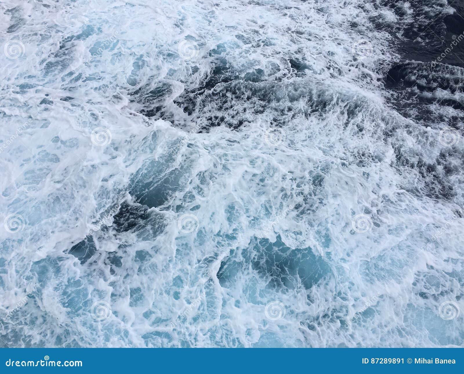 Piana na wodzie