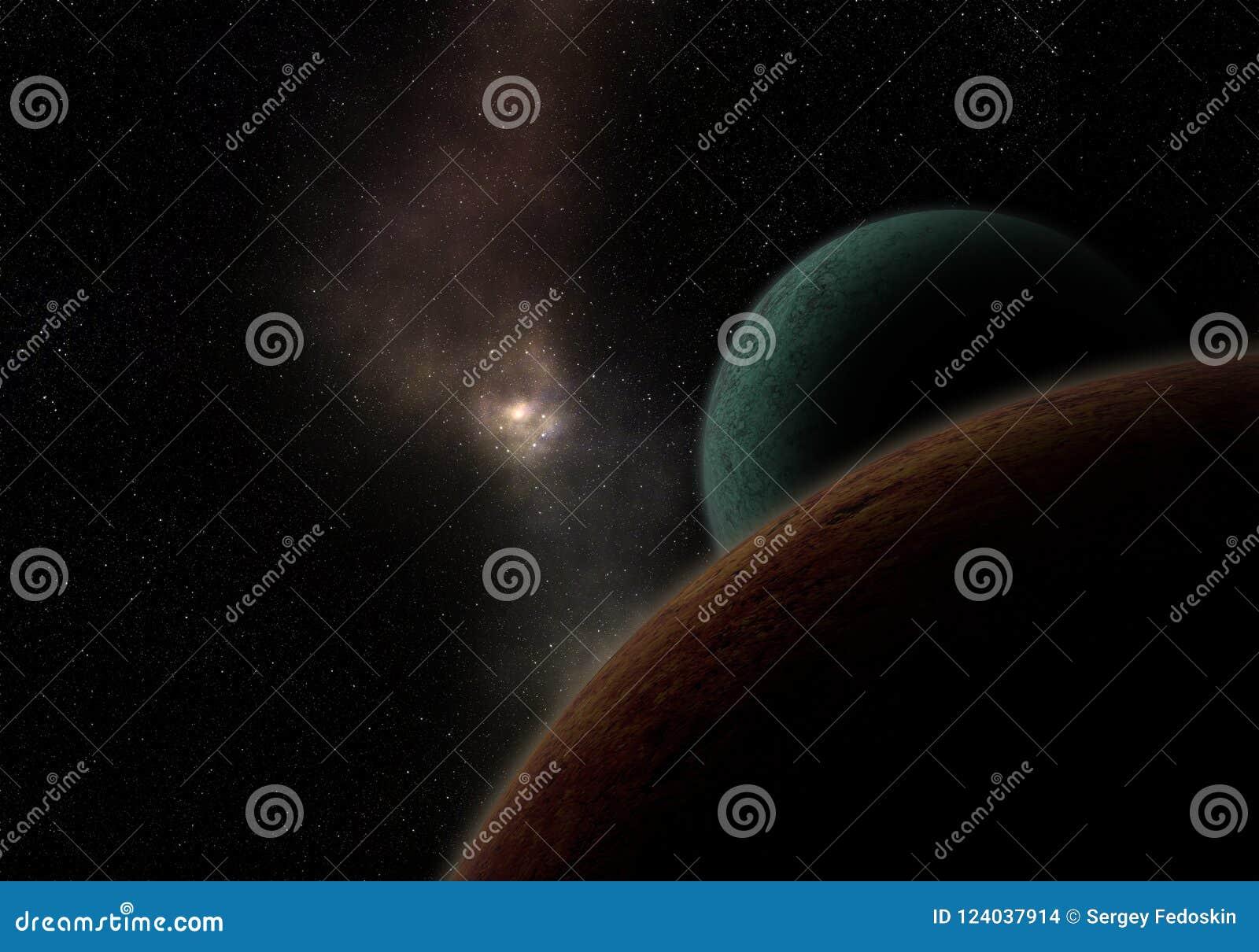 Pianeti sconosciuti Esplorazione spaziale