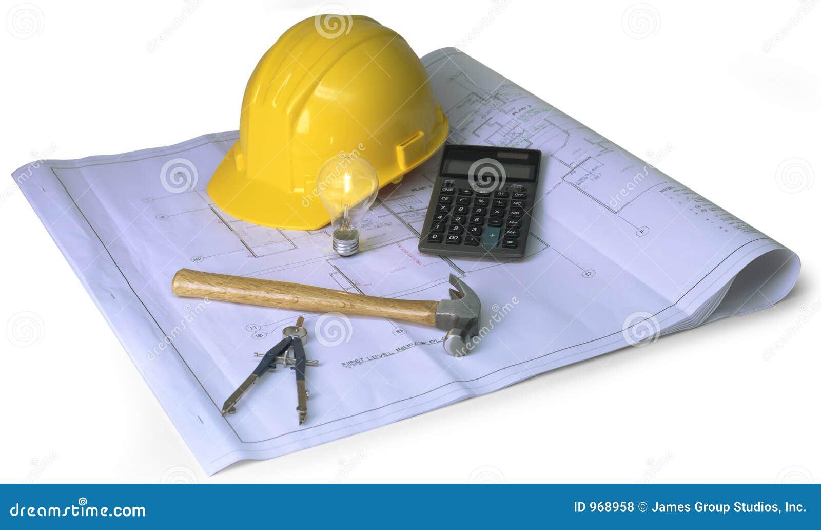 Pianificazione della costruzione sulla priorità bassa scura
