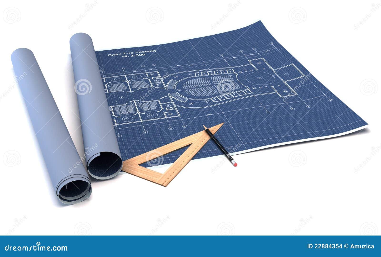 Pianificazione di architettura del disegno di interiori su for Programmi 3d architettura