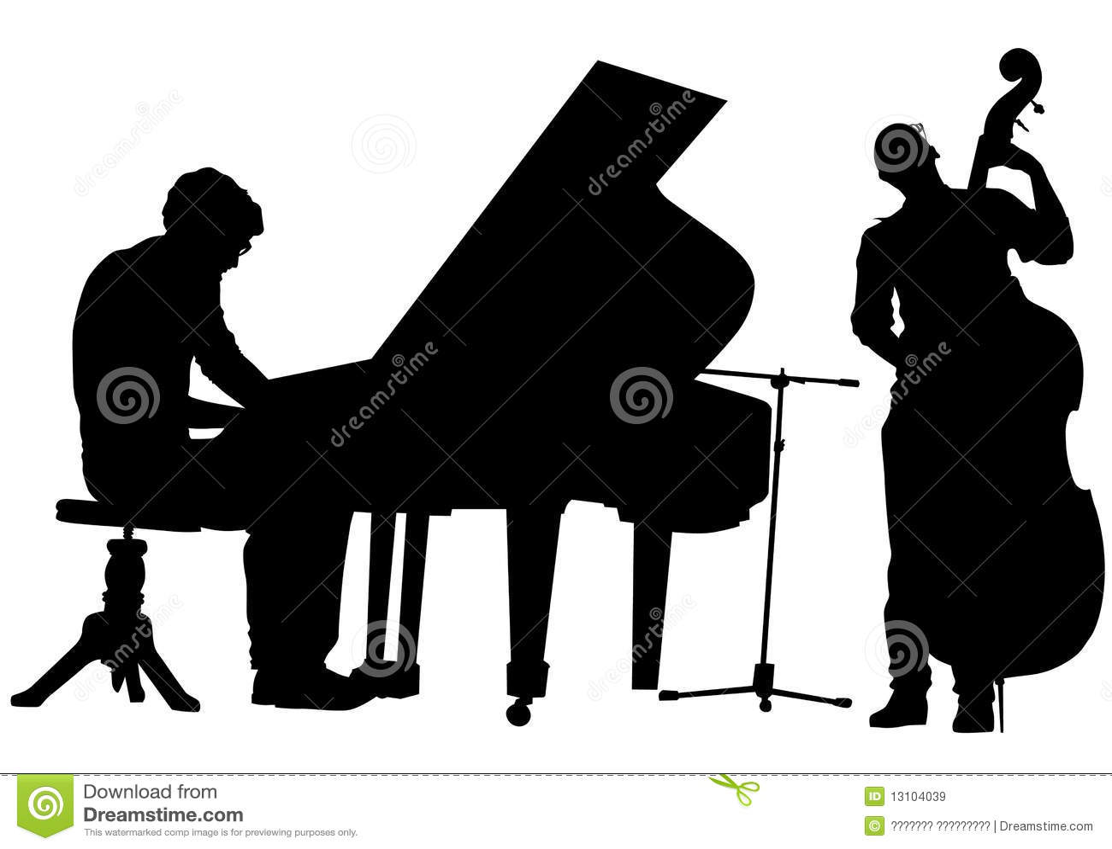 Pianist und Barsch