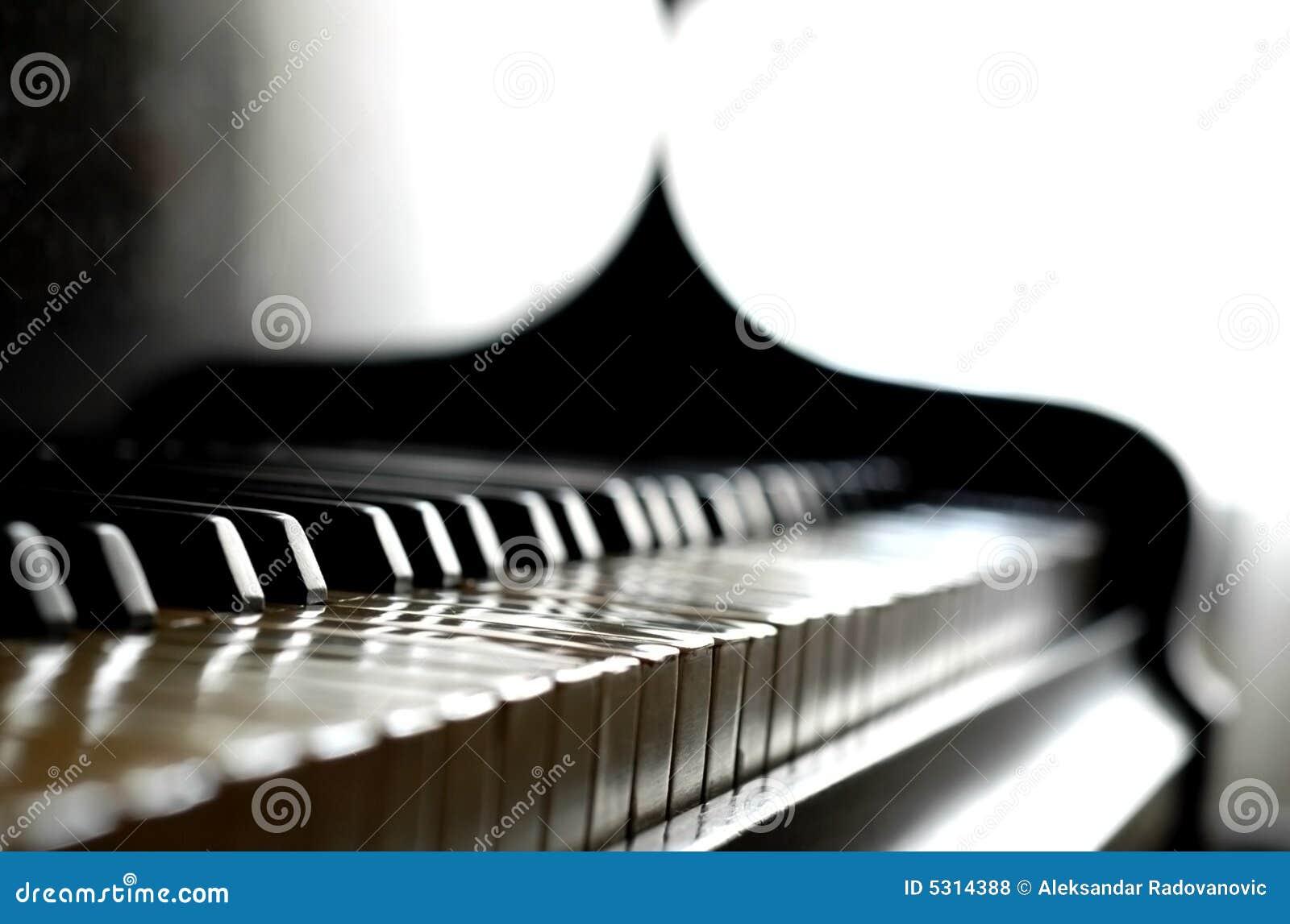 Download Piano fotografia stock. Immagine di classico, musica, concerto - 5314388