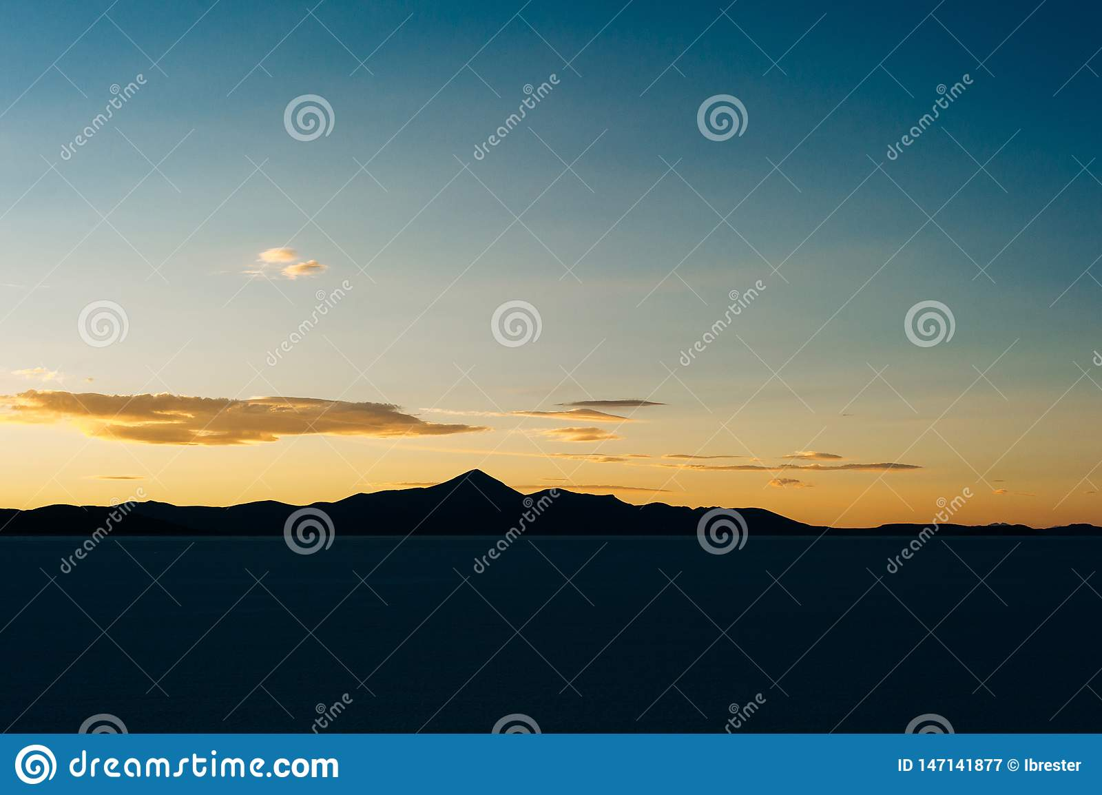 Piano del sale di Uyuni - Salar de Uyuni - pi? grande piano del sale del mondo