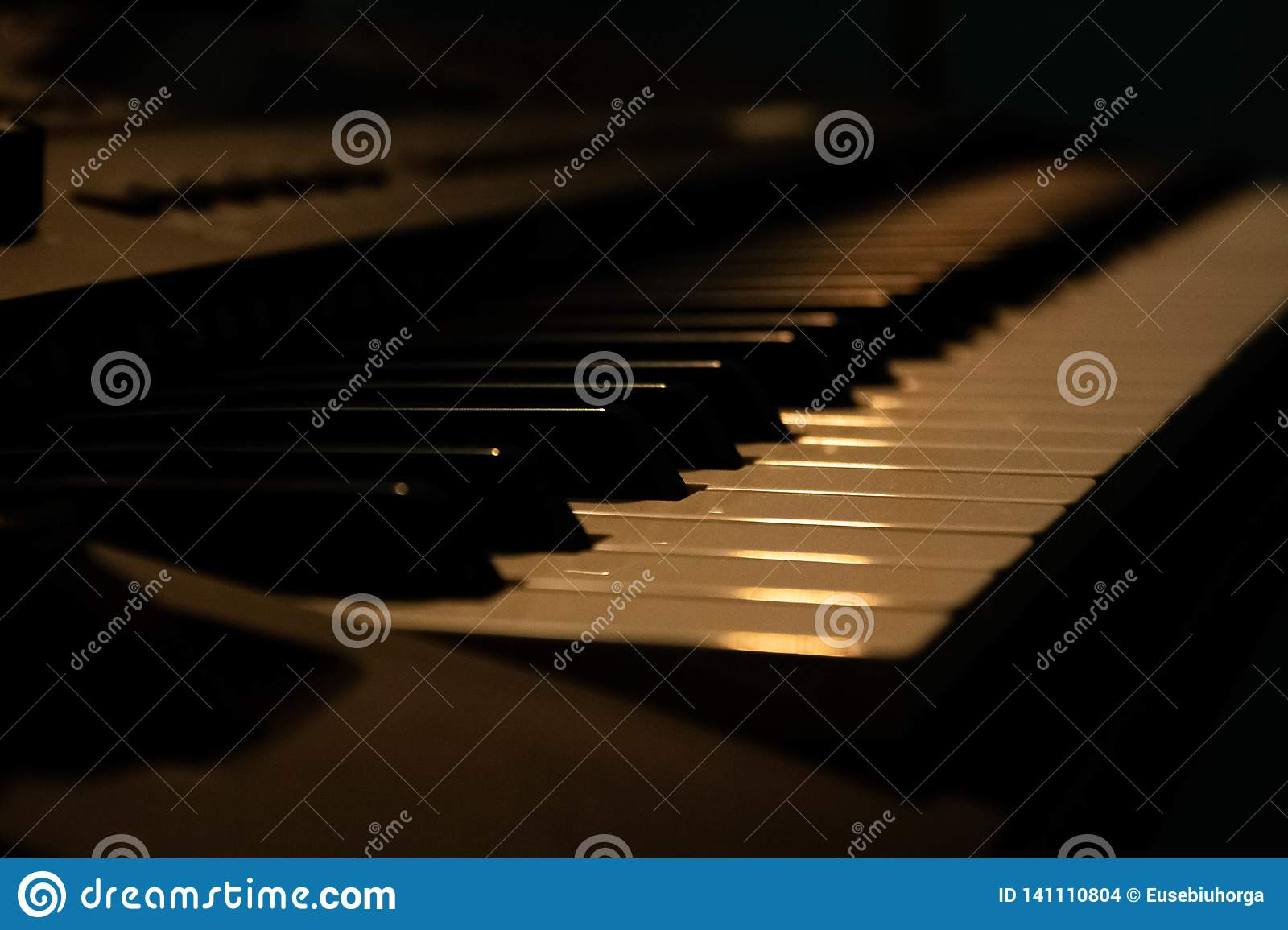 Piano perspective