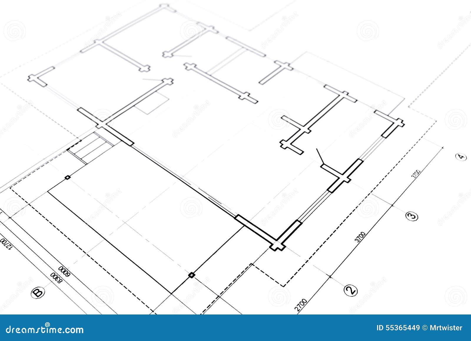 Piante architettoniche
