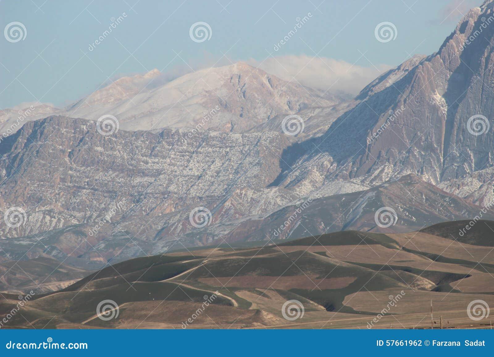 Piasek góry