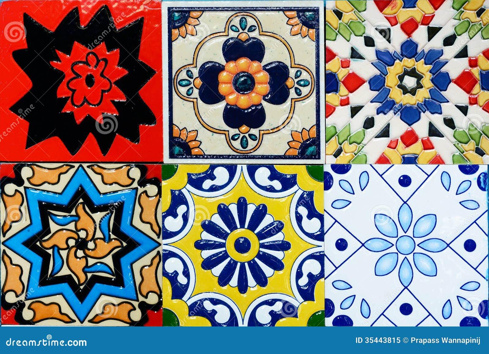 Piastrella di ceramica marocchina dellannata di stile di spanich