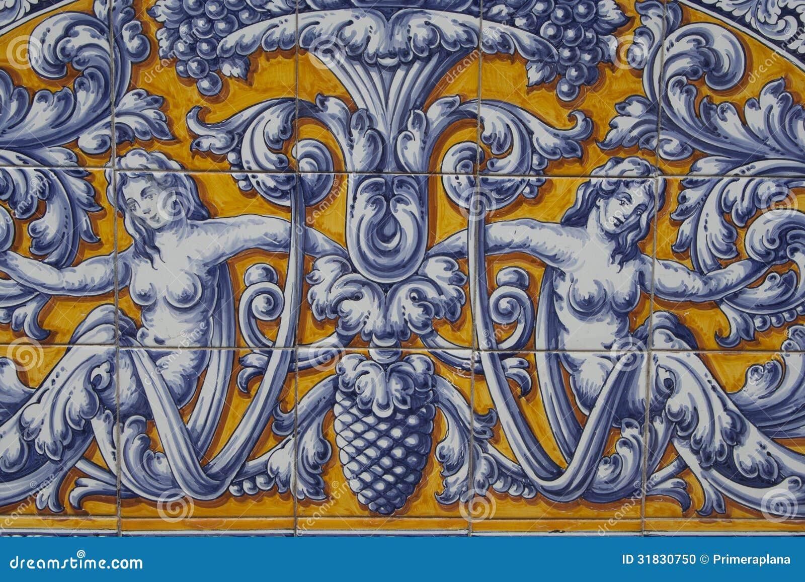 mattonelle ceramica da dipingere: ceramiche de simone. ceramica ... - Pittura Su Piastrelle Di Ceramica