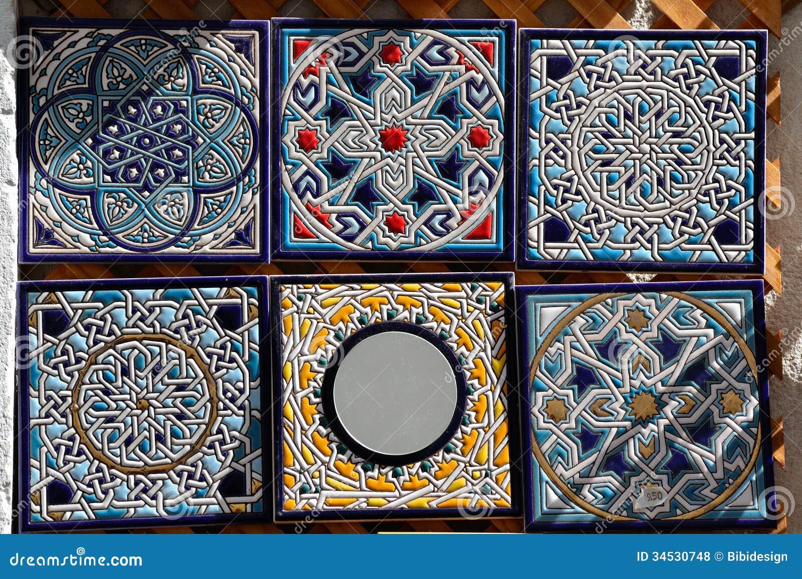 Piastrelle di ceramica dipinte a mano decorative da - Piastrelle dipinte ...