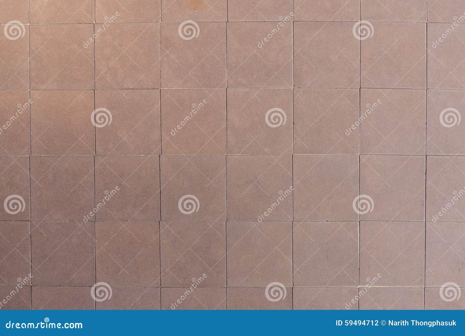 Piastrelle per pavimento beige e marroni fotografia stock