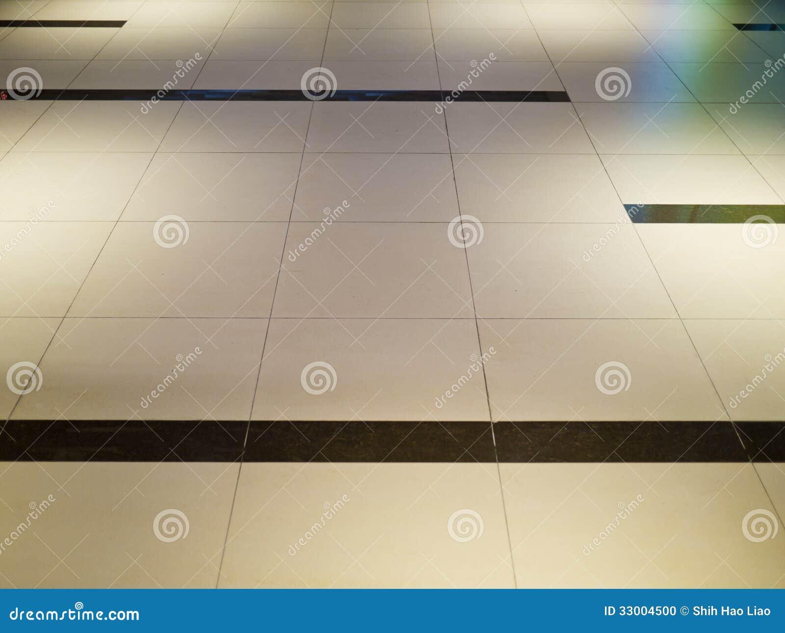 Piastrelle per pavimento moderne di stile fotografia stock