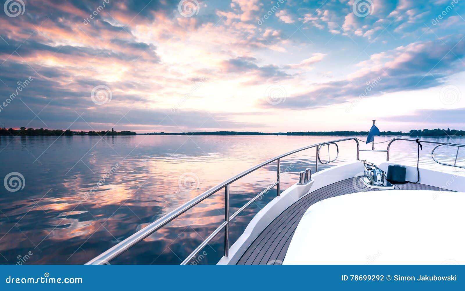 Piattaforma di lusso dell yacht