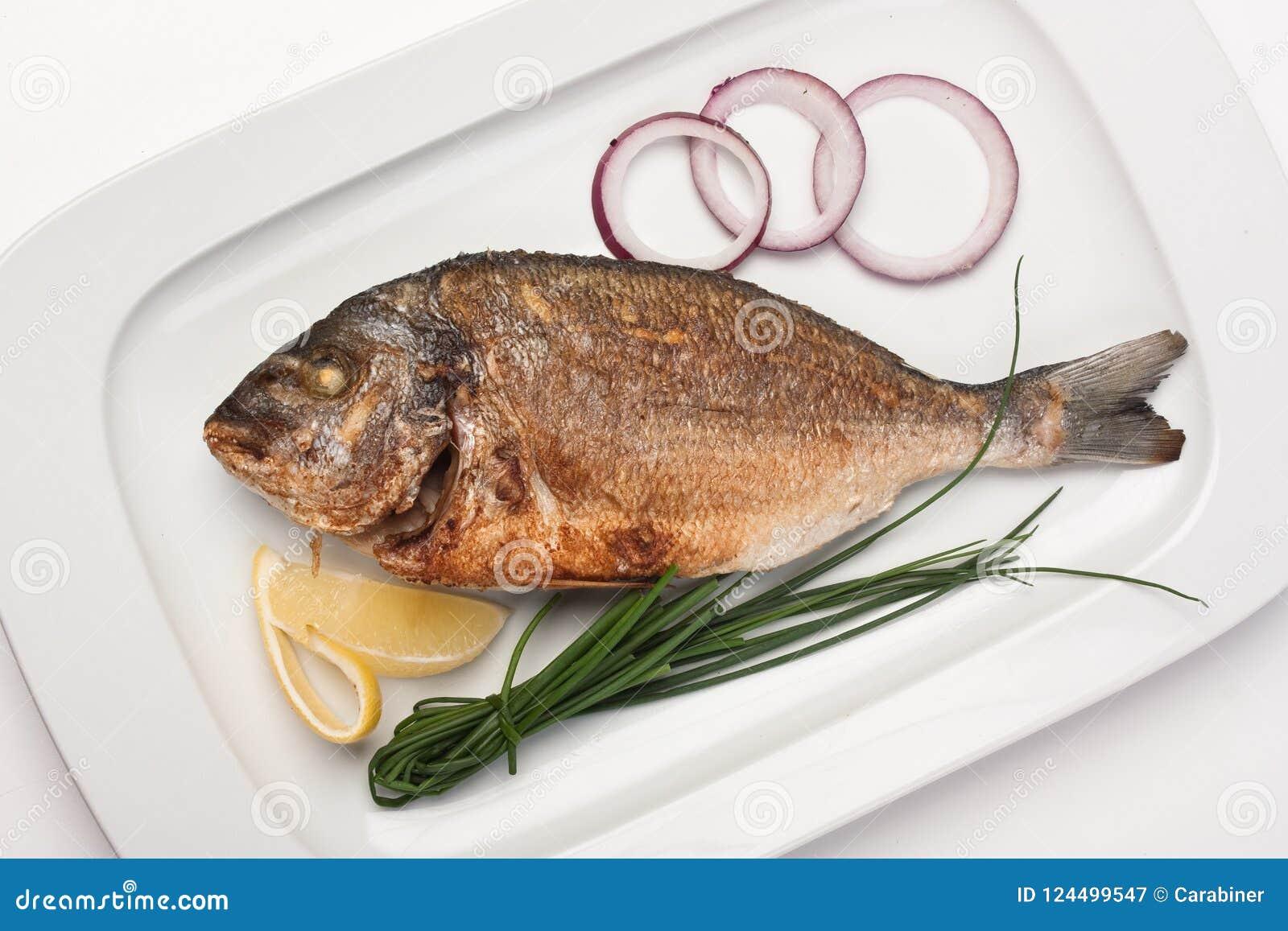 Piatto dei pesci fritti