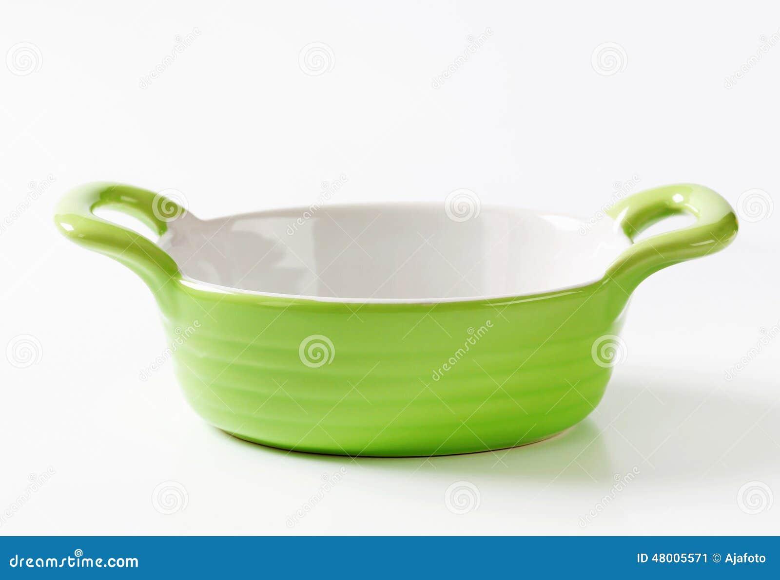 Piatto ovale ceramico di cottura