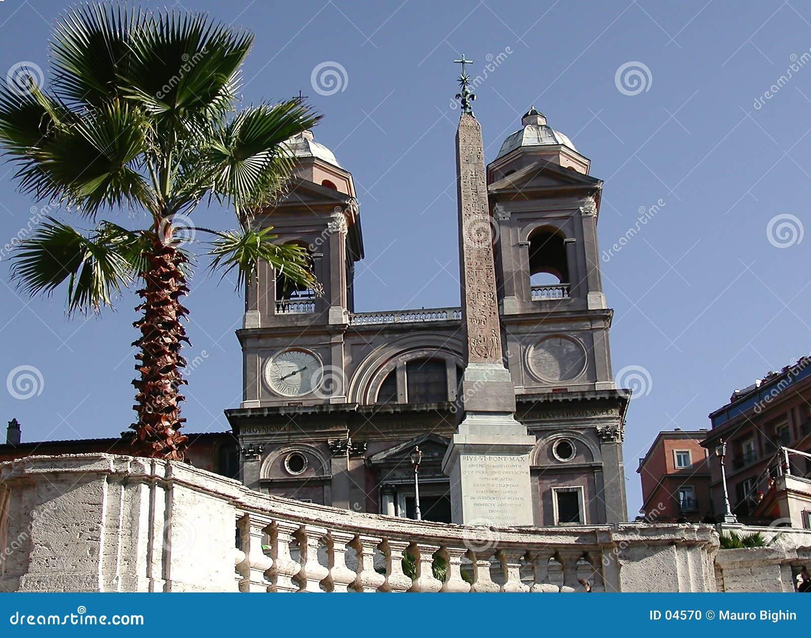 Piazza di Spagna - Rom, Italien