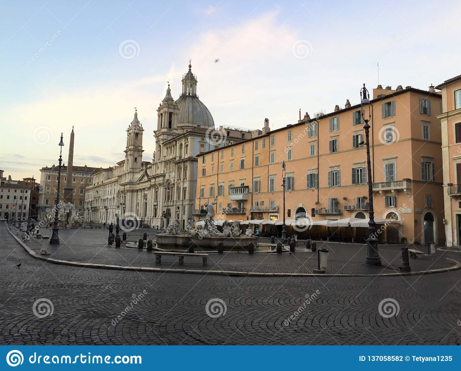 Piazza Navona Sant`Agnese in Agone