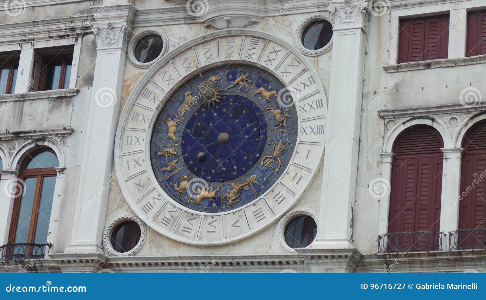 Piazza San Marco à Venise
