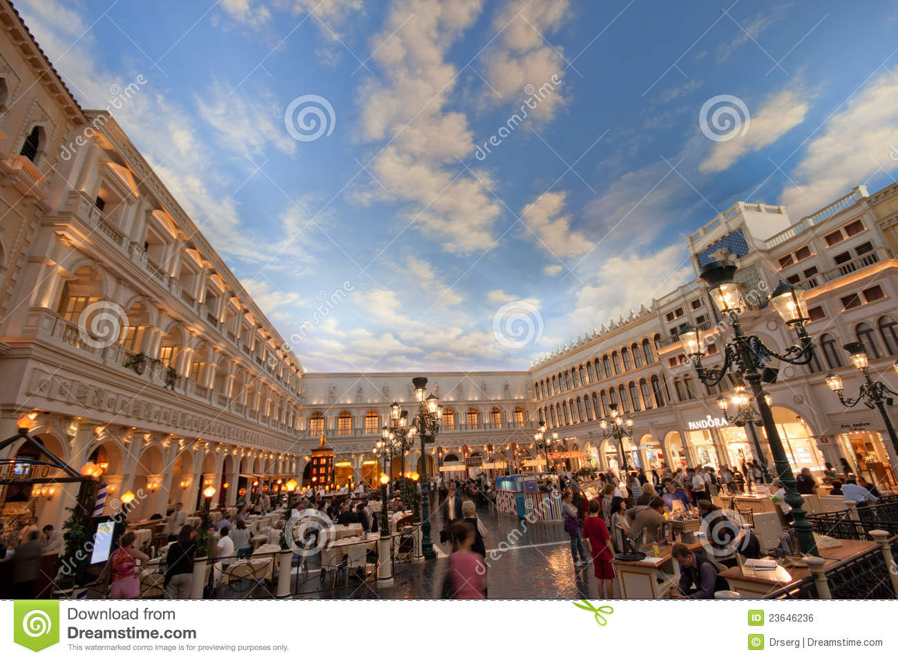 Piazza San Marco Hotell