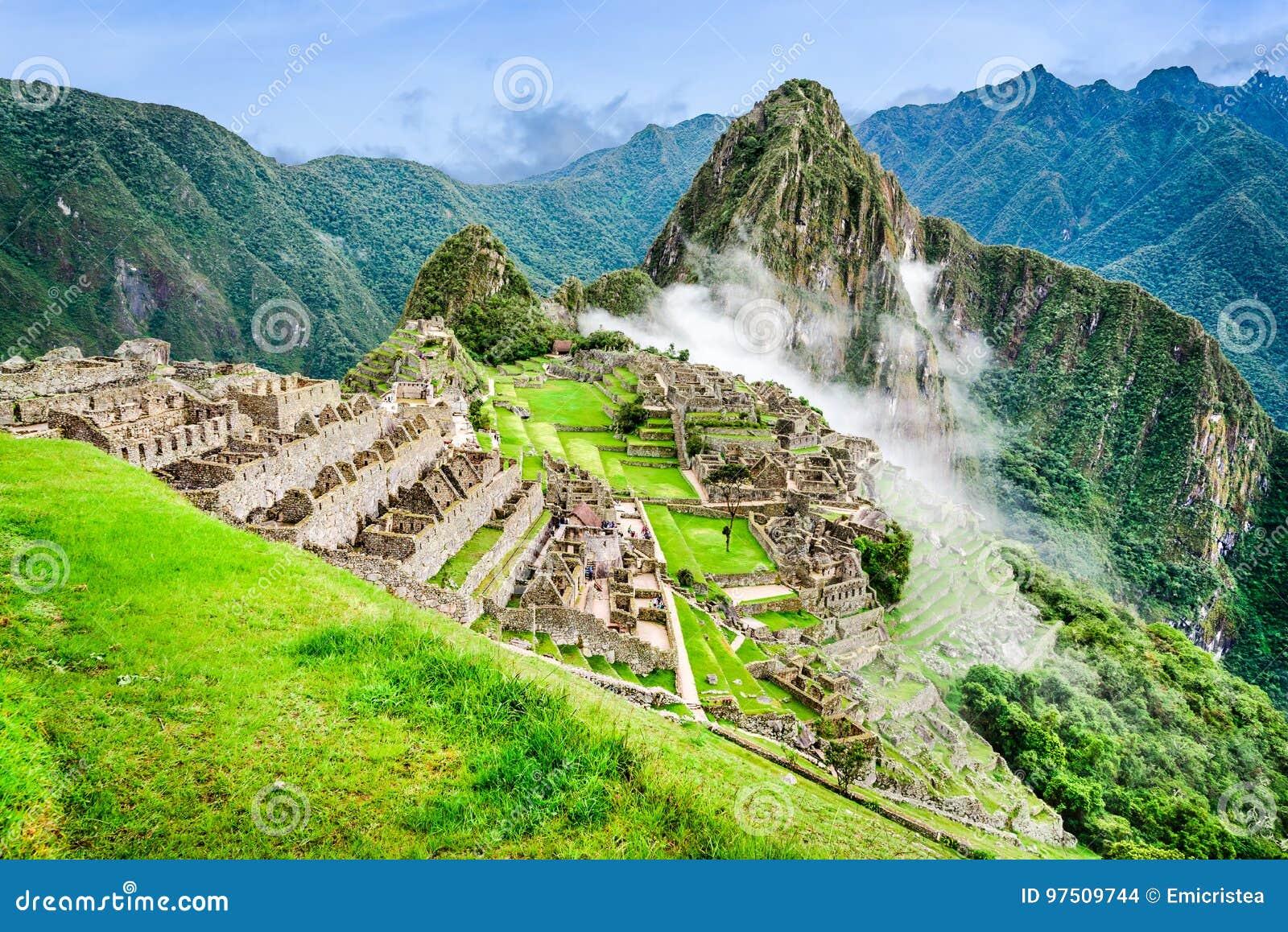 PICCHU DE MACHU, CUSCO, PERU