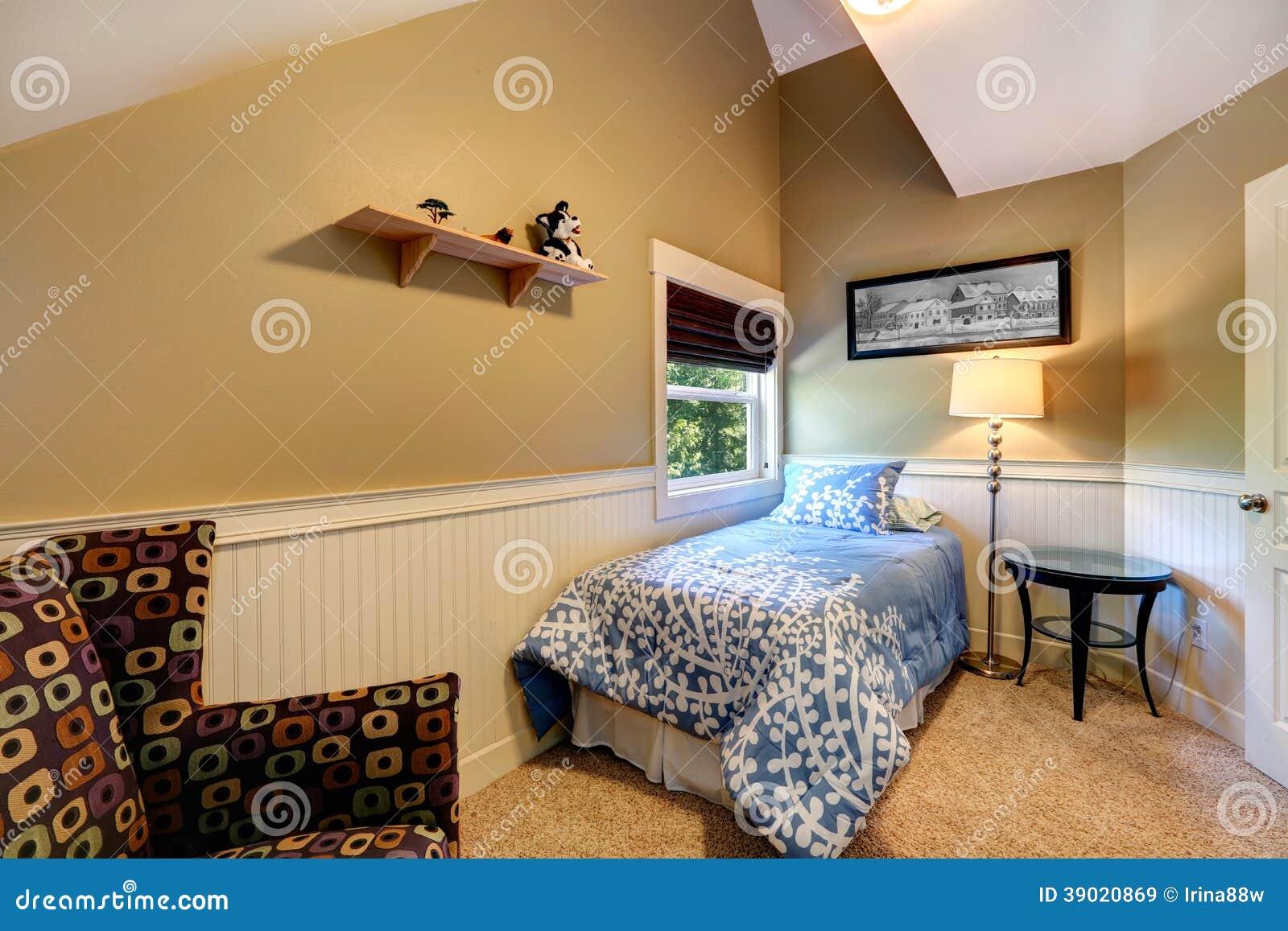 Piccola idea dell 39 interno della camera da letto immagine for Nuova camera da letto dell inghilterra