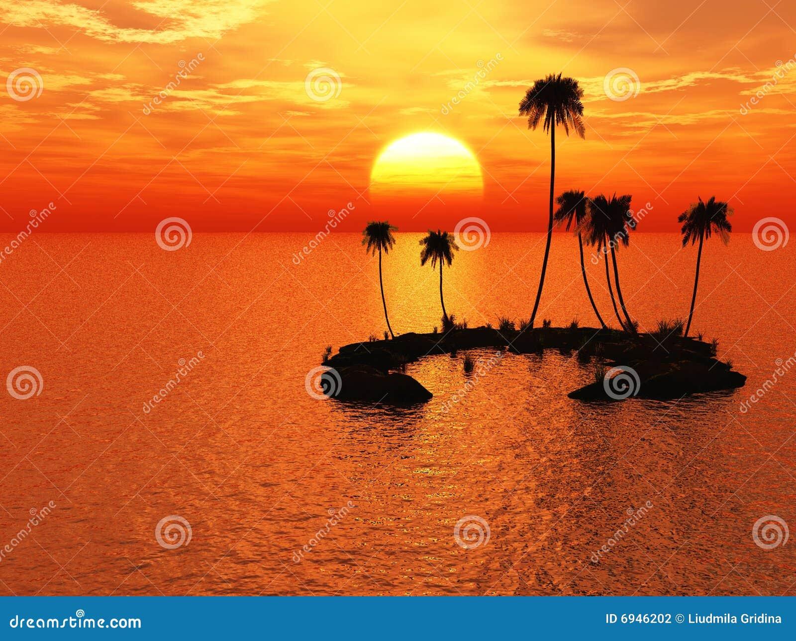 Piccola isola