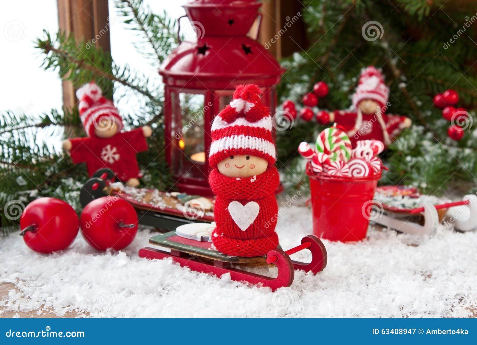 Immagini Piccole Di Natale.Piccole Figure Di Natale Dei Bambini Carta Di Regalo Di