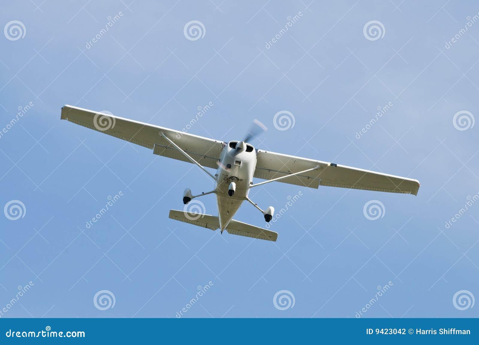 Aereo Privato Piccolo : Piccolo aereo fotografia stock immagine di
