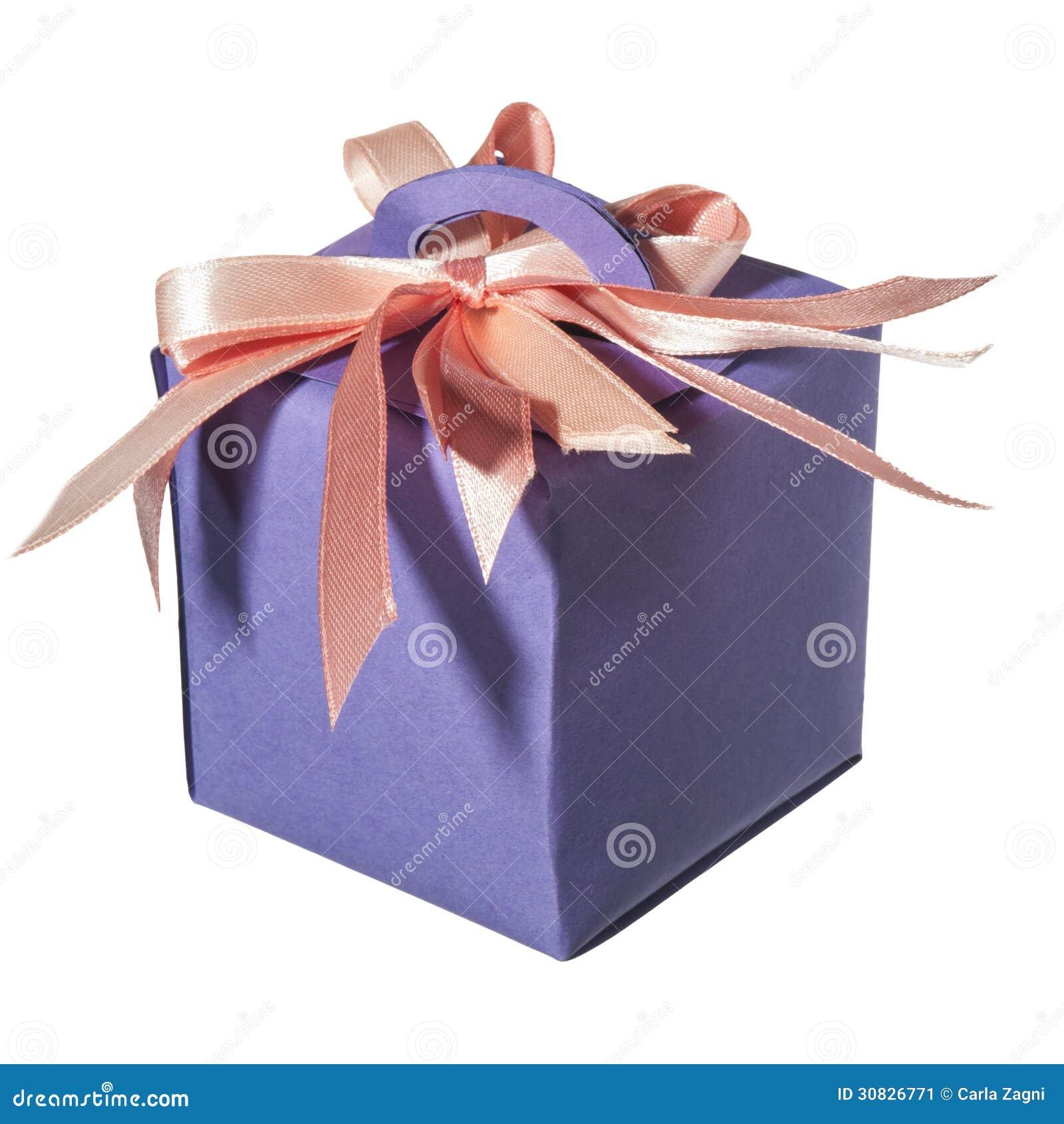 Piccolo contenitore di regalo