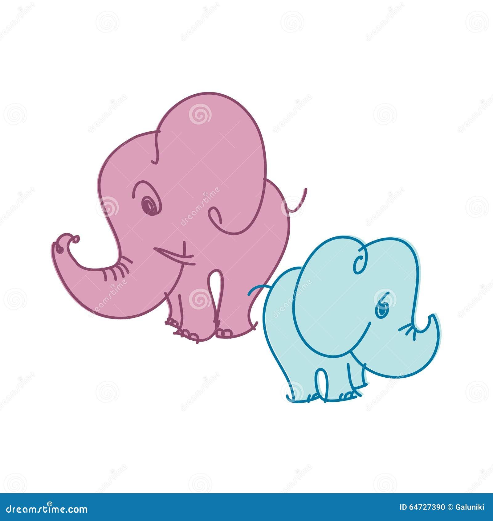 Piccolo elefante due
