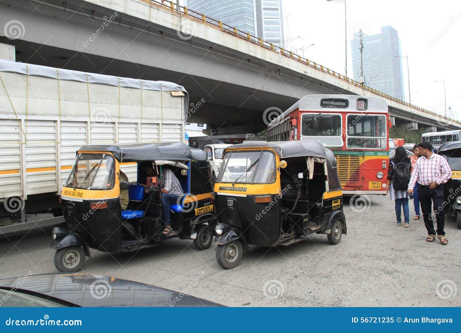 Piccolo taxi in India