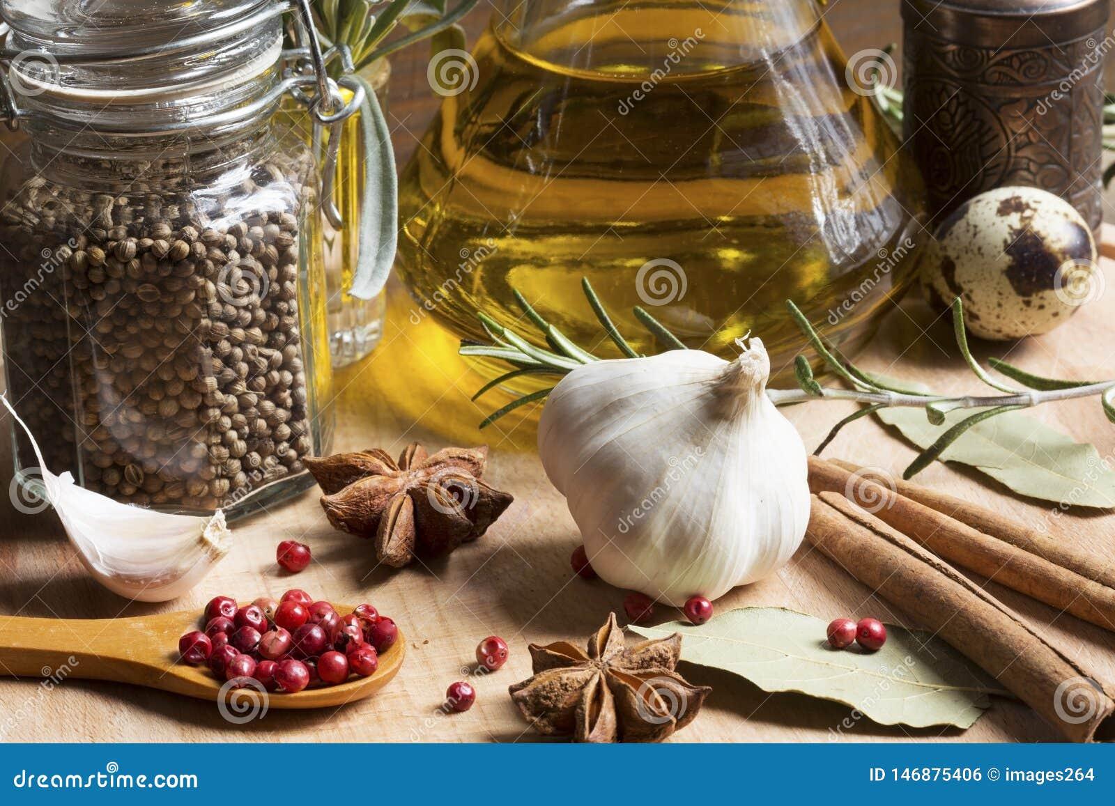 ?pices et huile d olive