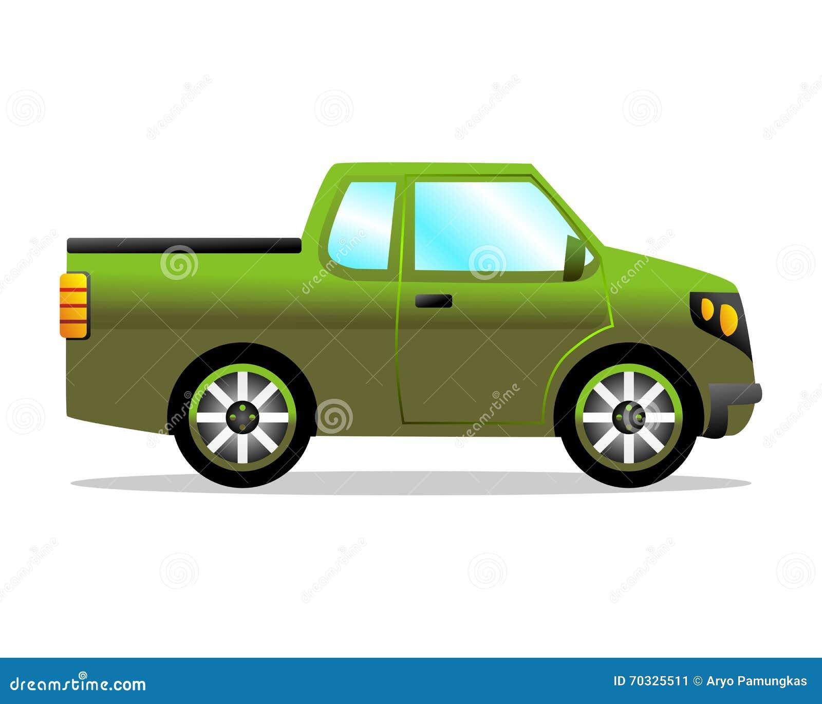 Auto Good Image: Pick Up Car Stock Photo