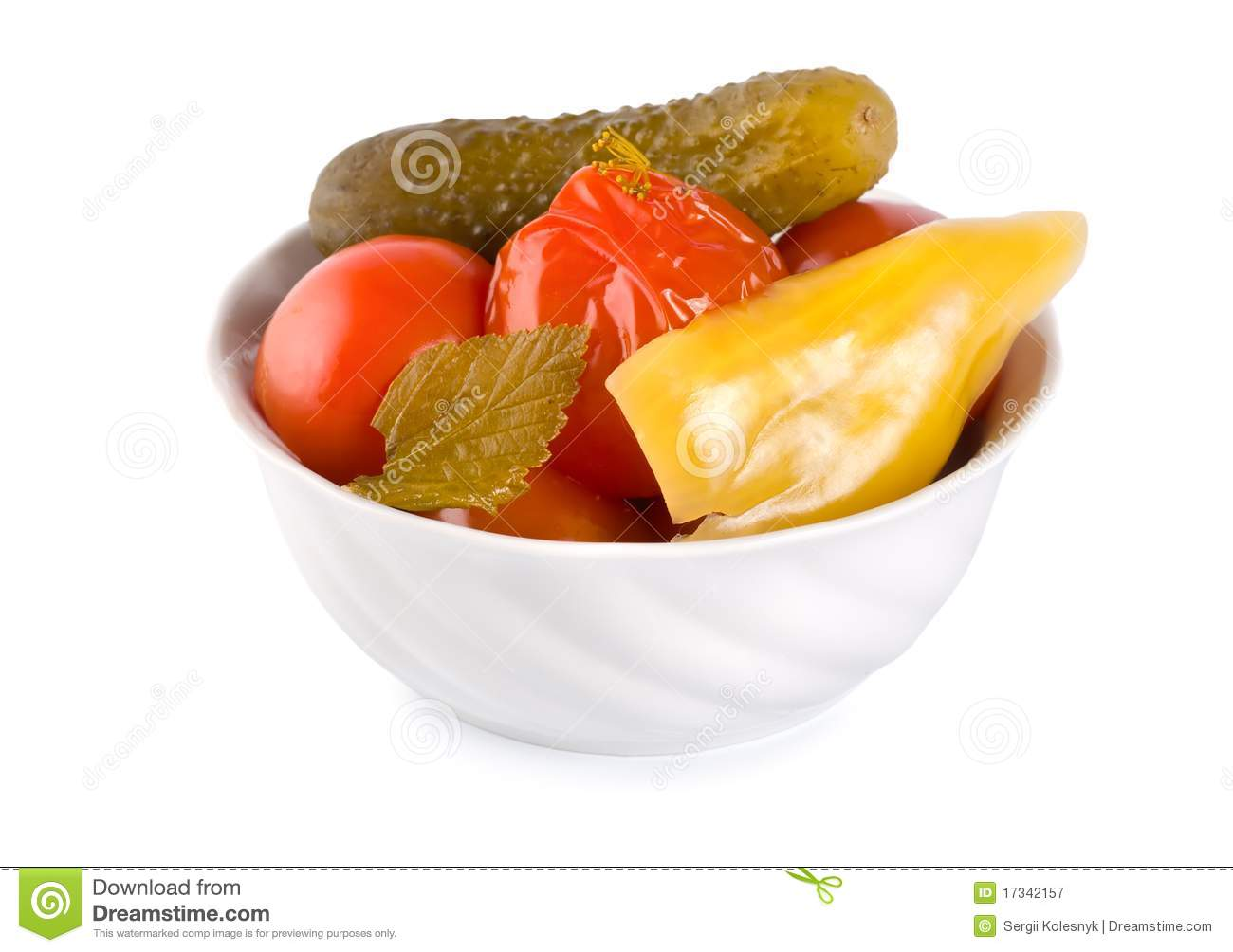 Pickled Red Tomatoes Royalty Free Stock Photography - Image: 17342157