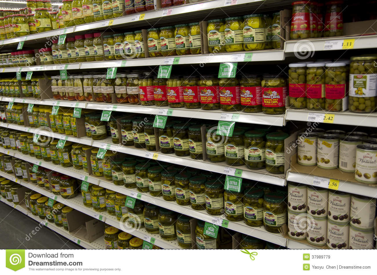In the Aisle: Pickles