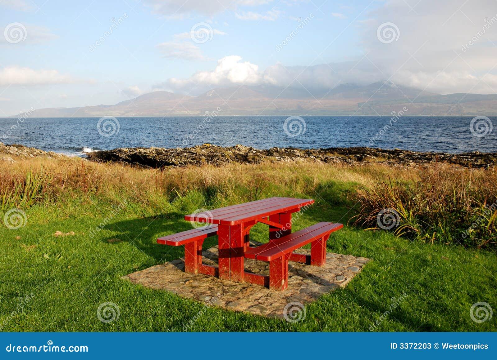 Picknickbereich