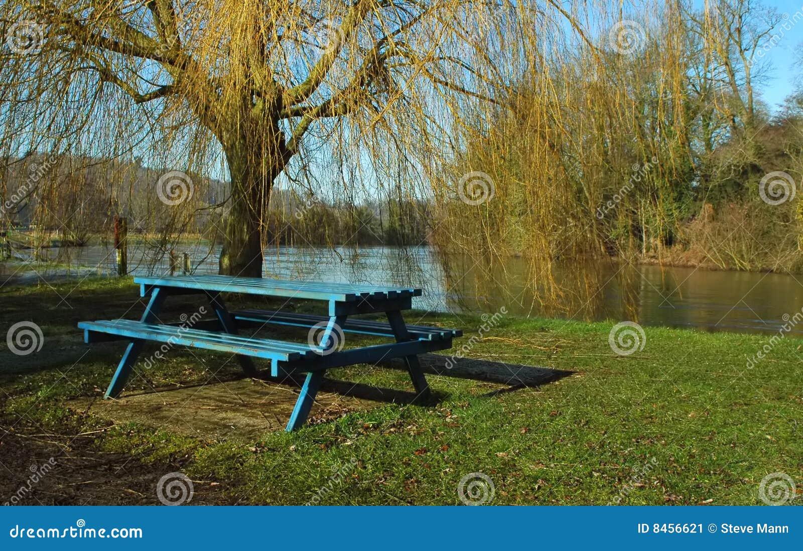 Picknickflodstrand