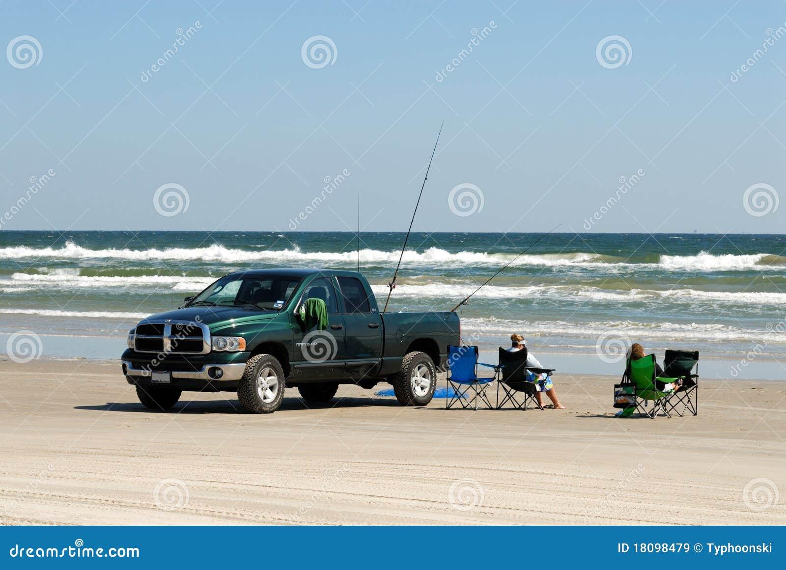 beach pickup